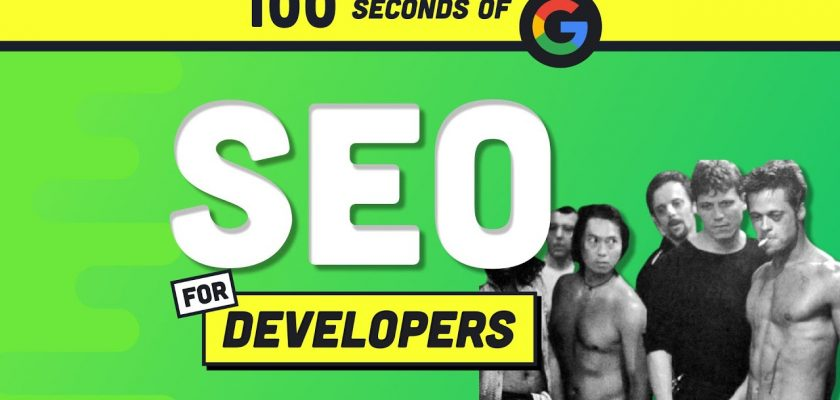 SEO for Developers in 100 Seconds