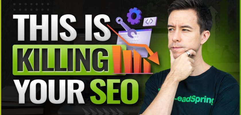 Avoid this #1 SEO Content Mistake