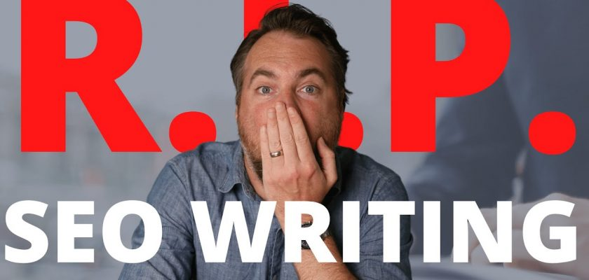 SEO Writing Is Dead! Do this type of Freelance Writing Instead